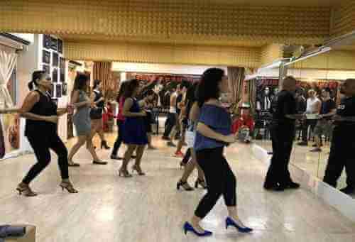 Dance Team Building Singapore