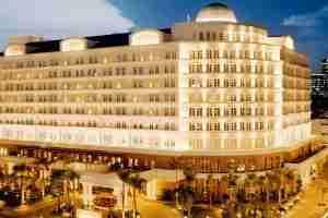 Team Building Vietnam Park Hyatt Saigon Hotel Ho Chi Minh