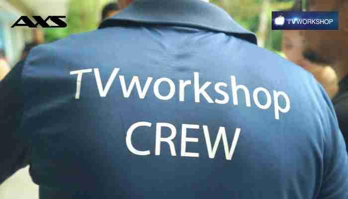 TVworkshop team bonding in SIngapore for AXS