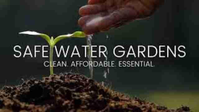 CSR Team Building Singapore Safe Water Gardens