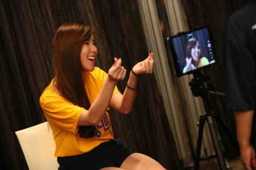 Create your own video clip with TVworkshop Singapore