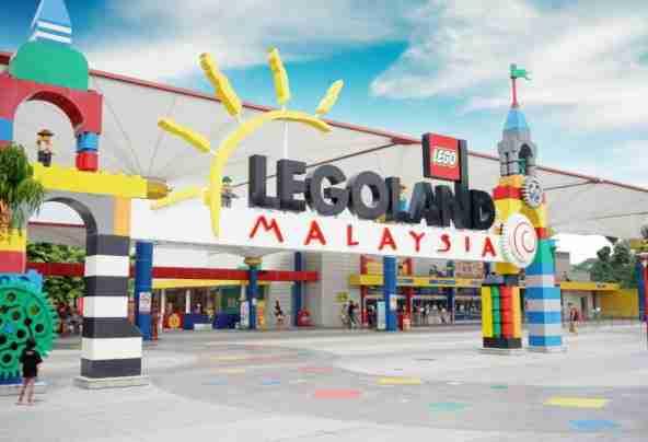 Company Retreats Johor Bahru TVworkshop Singapore to Logo Land Malaysia