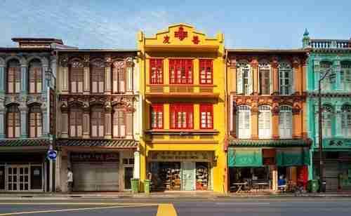 Singapore Heritage Races TVworkshop