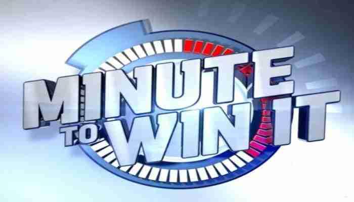 Minute To Win It Virtual Online Team Building TVworkshop Singapore