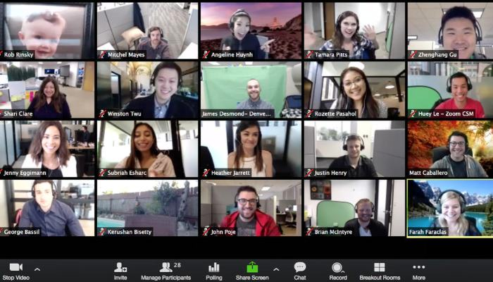 Online With Fun Online Team Building For Remote Teams TVworkshop Singapore